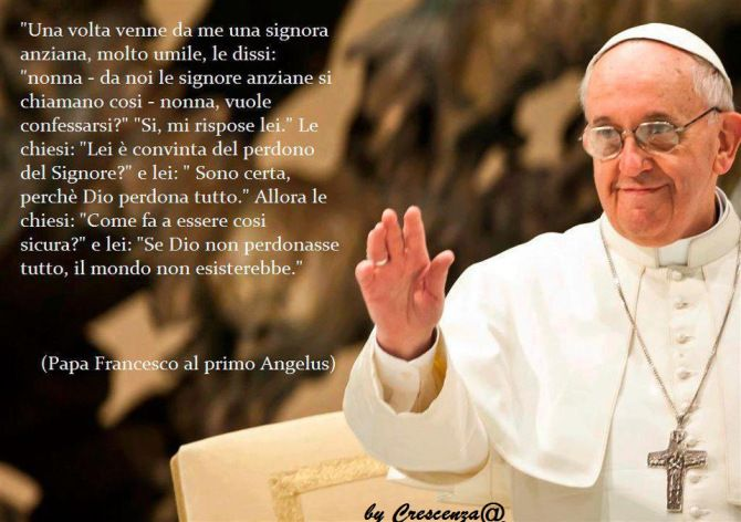 papa francesco frasi - Cerca con Google