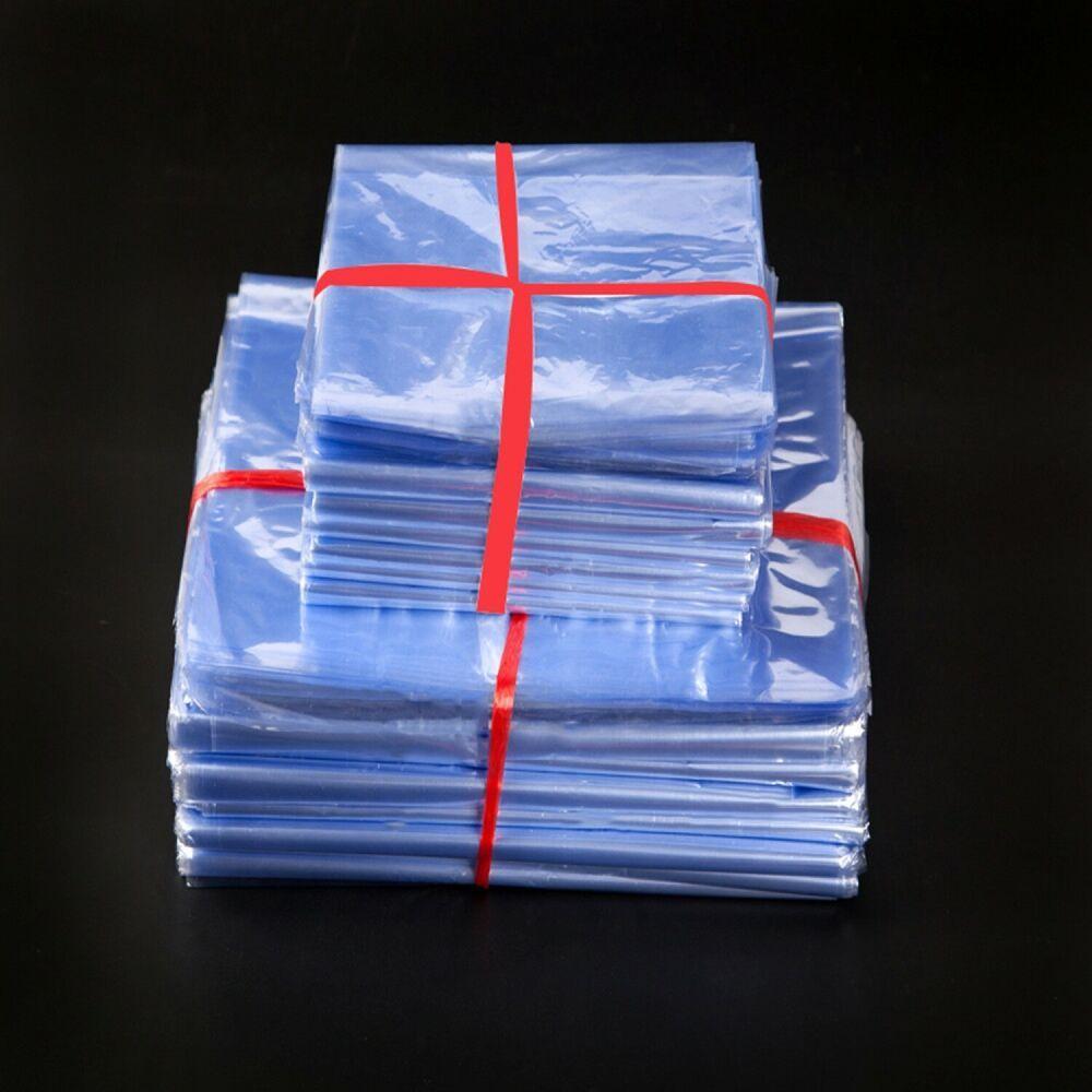 Sponsored 200pcs Heat Shrink Wrap Bags
