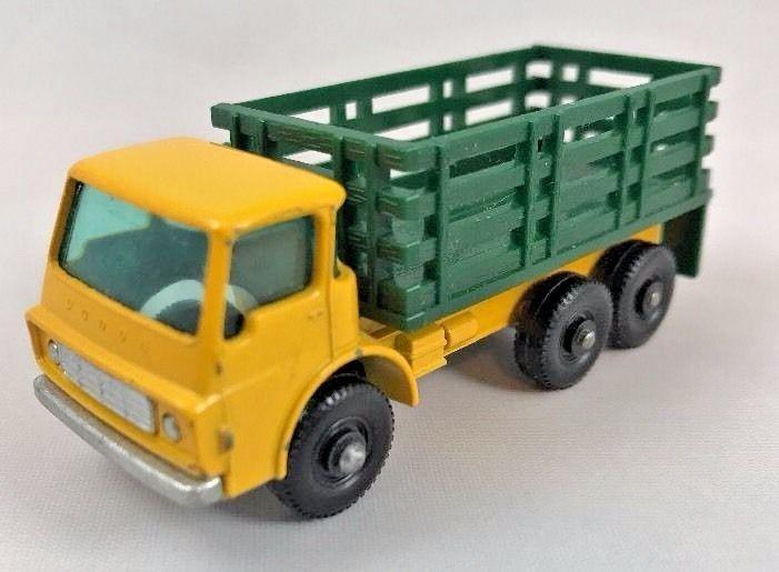 Vintage Lesney Matchbox No 4 Stake Truck #Matchbox #Dodge