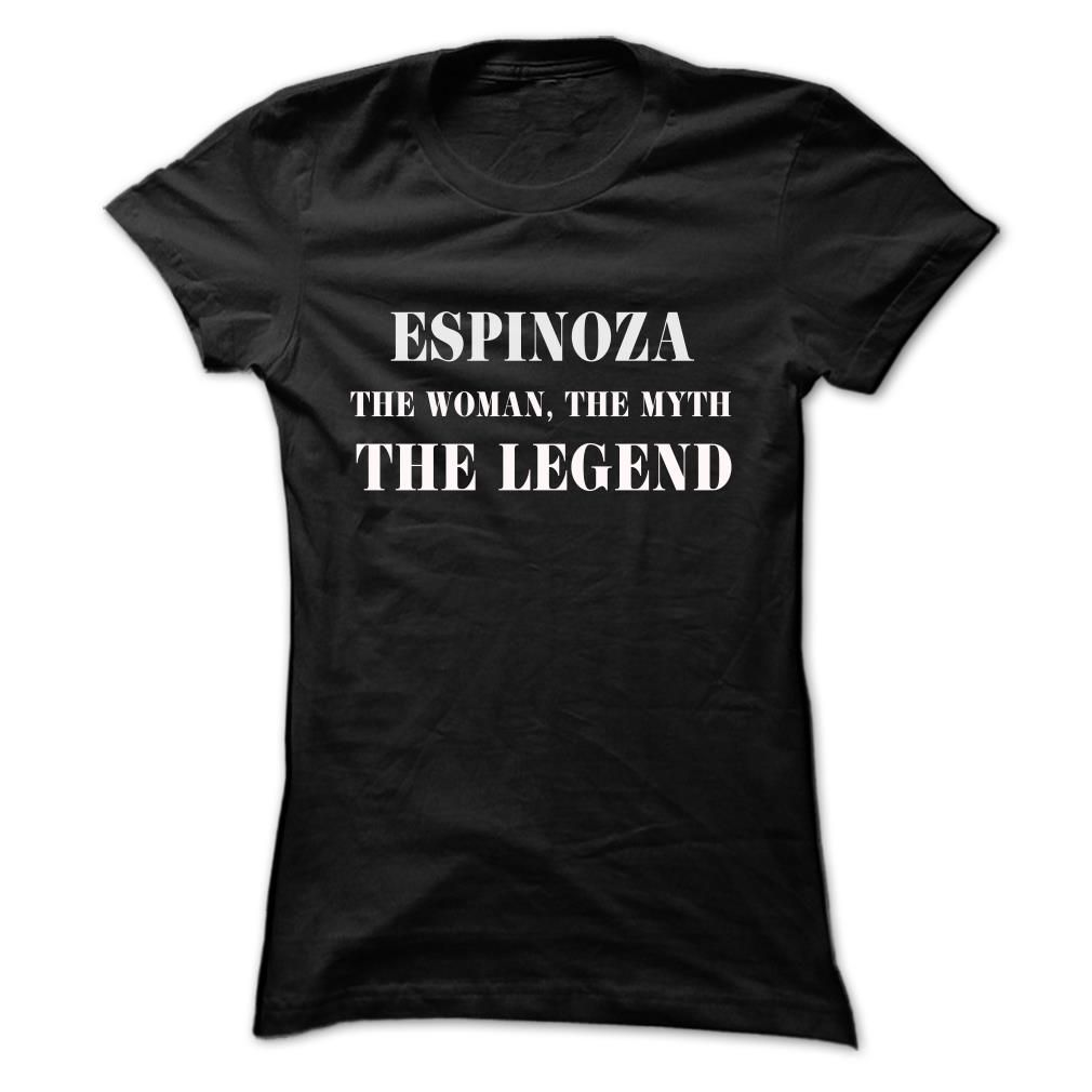 ESPINOZA, the woman, the myth, the legend