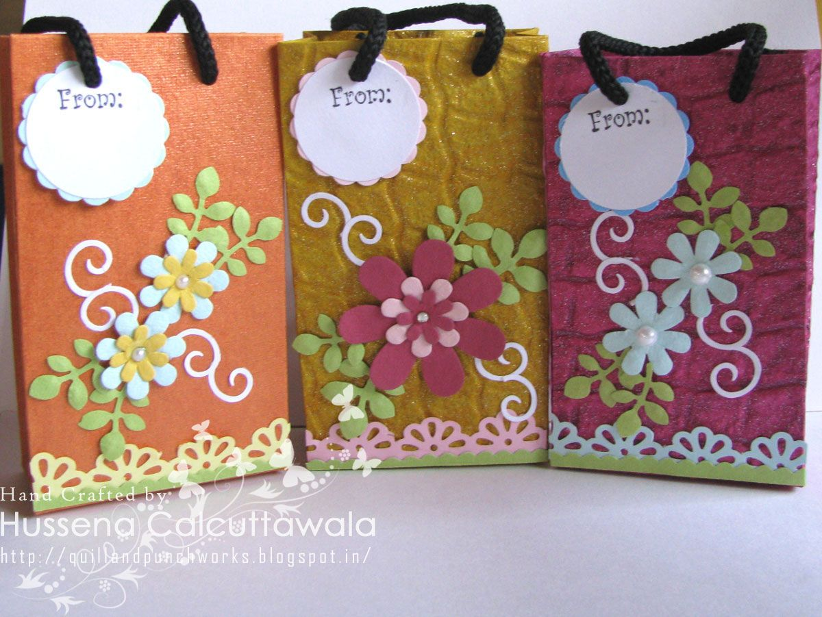 Images Of Handmade Paper Bags Making Kcraft
