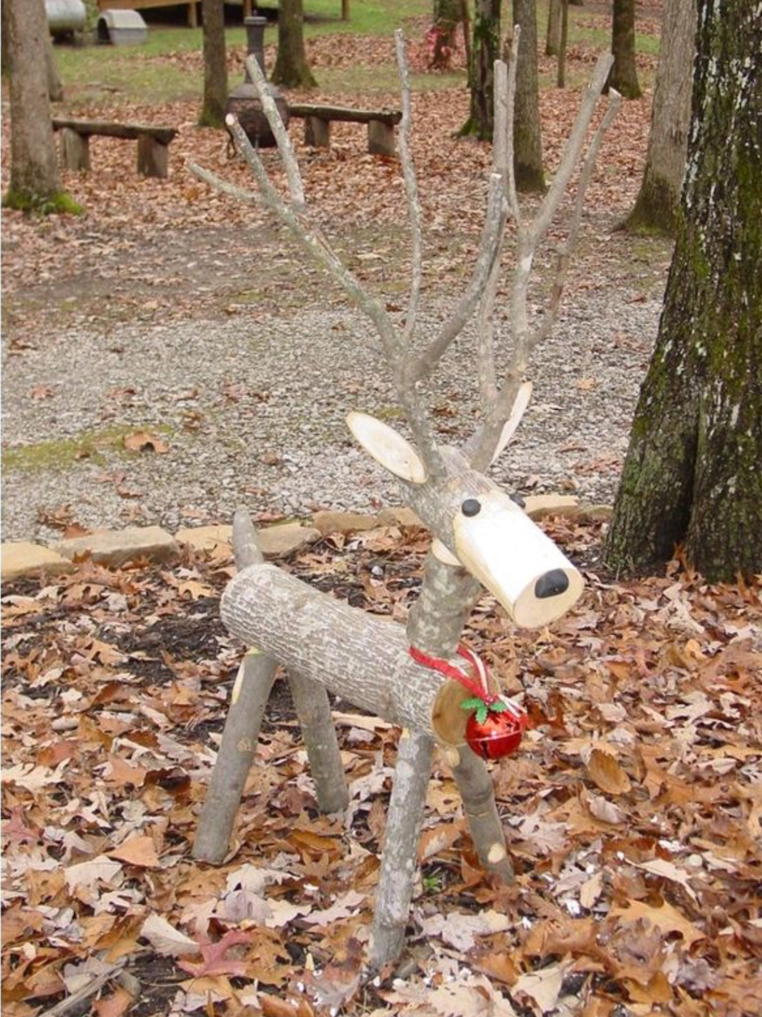 Idee Decoration Noel Exterieur Maison How Cute Would This Be In The Front Yard I Need One Chouette