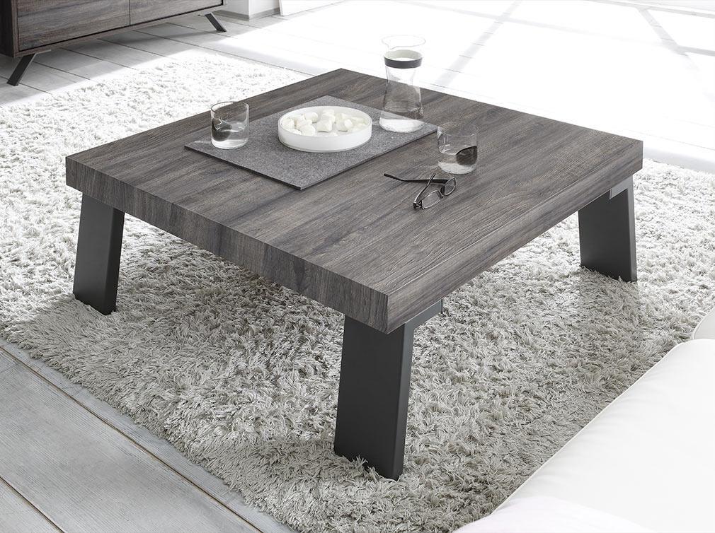 Table Basse Design Carree Wenge Origin Meubles Pas Cher