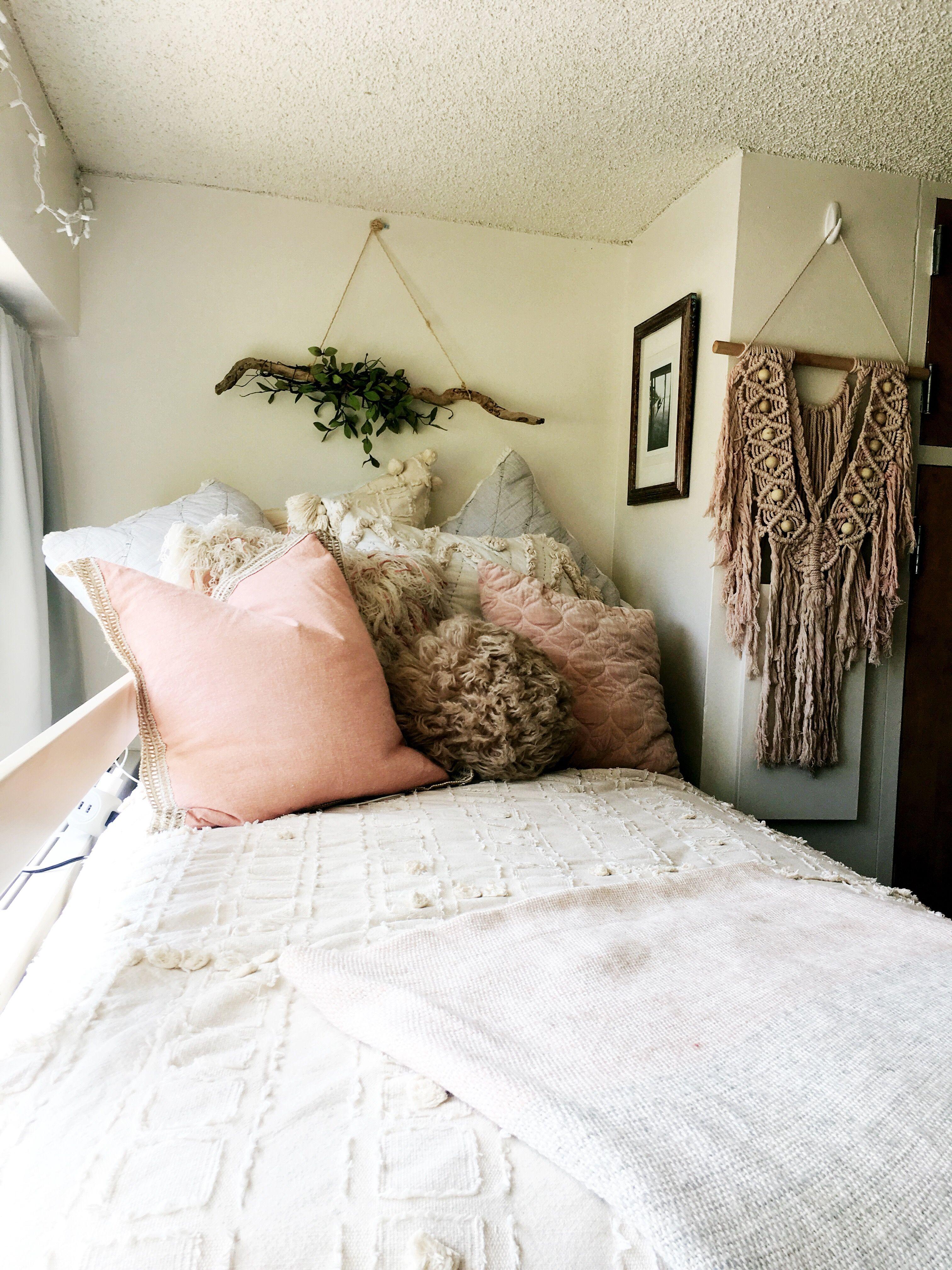 College Bedding Simple Cute Cutedormroom
