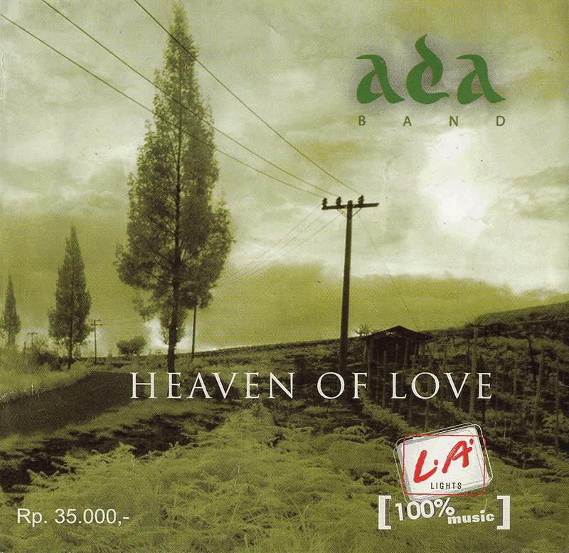 Download Lagu ADA Band Heaven Of Love 2004 Full Album