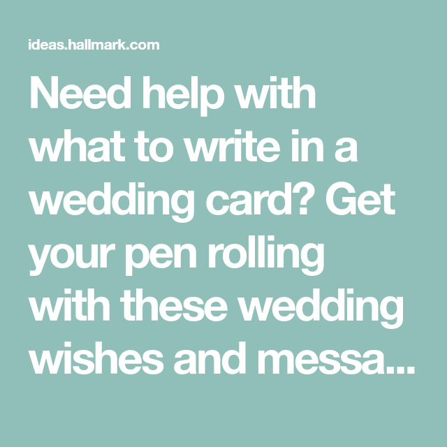 wedding wishes what to write in a wedding card  wedding