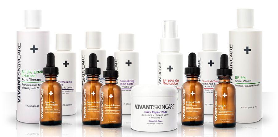 Glamamama's Goodies VIVANT Skin Care Mandelic 3In1