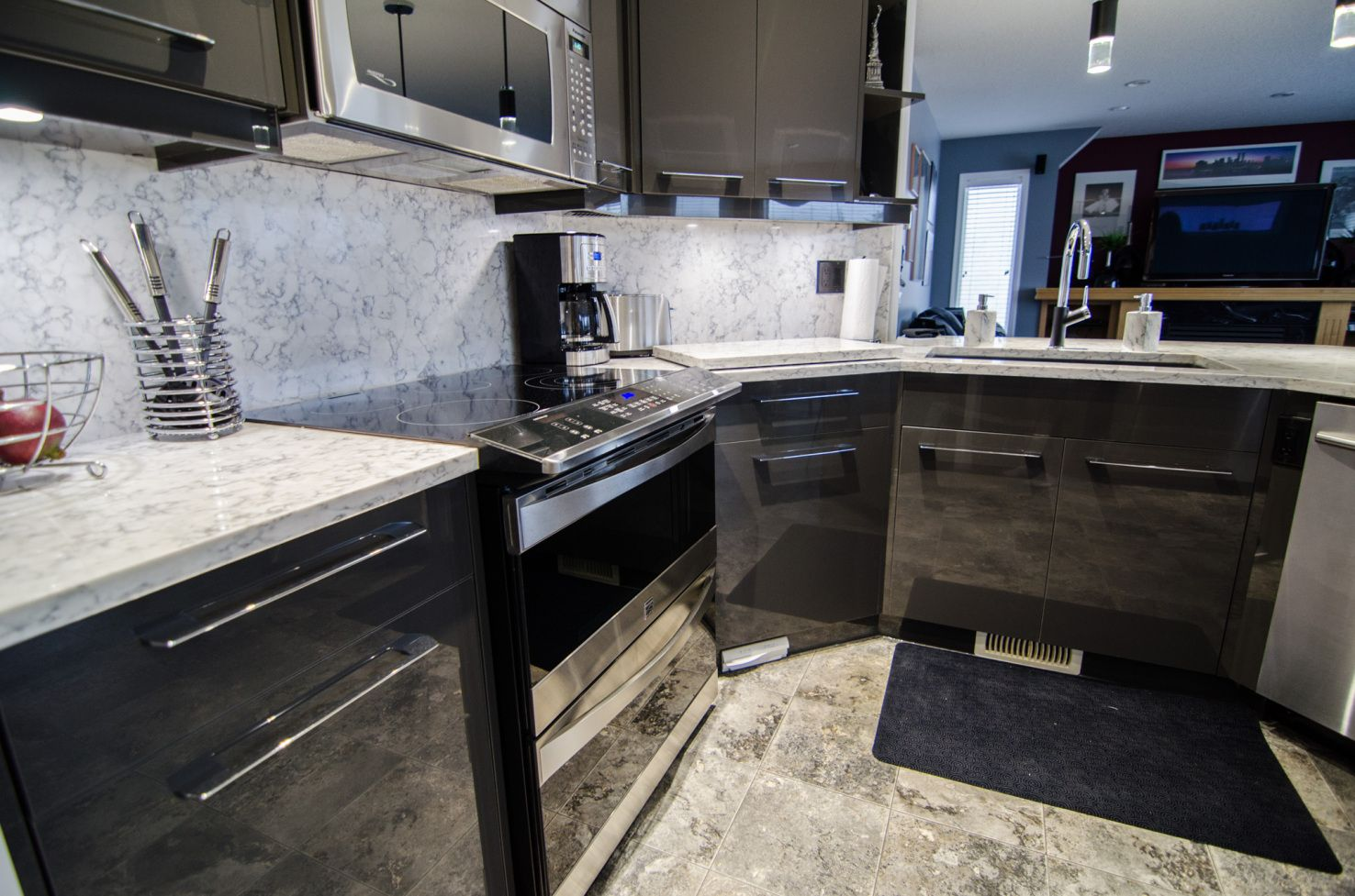 2018 Denver Granite Countertops   Small Kitchen Island Ideas With Seating  Check More At Http: