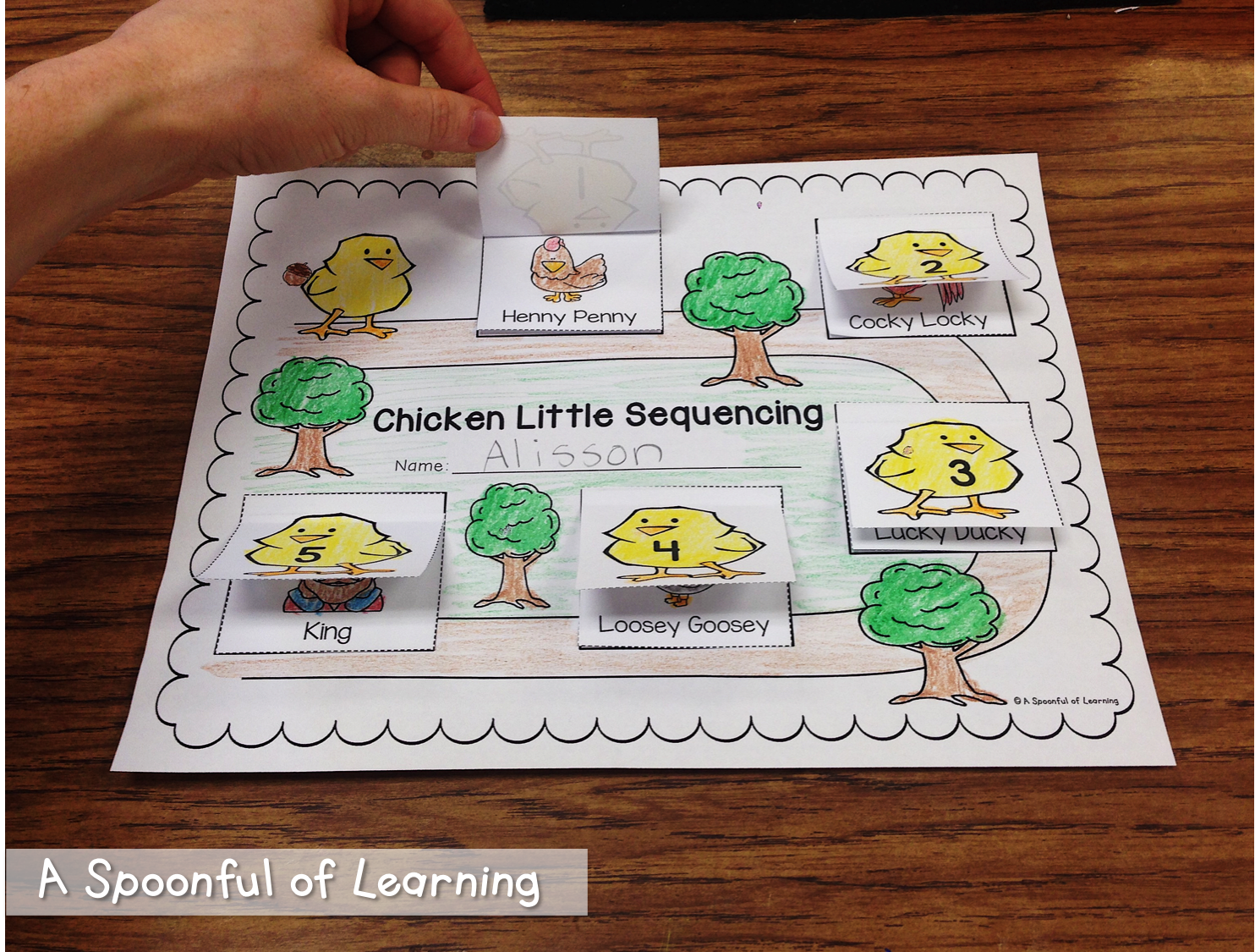 Farm Math And Literacy Activities And Craft Too Chicken