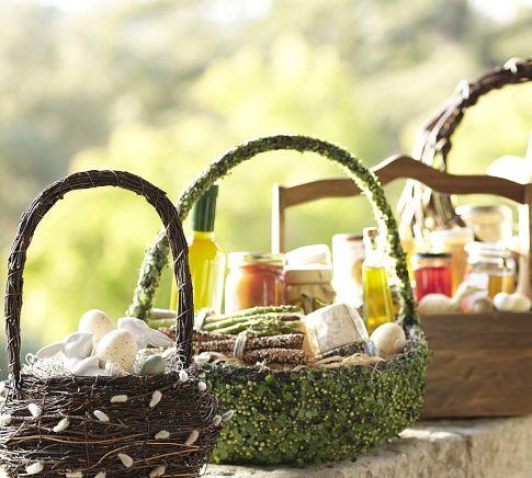 Greenvine Baskets | Pottery Barn