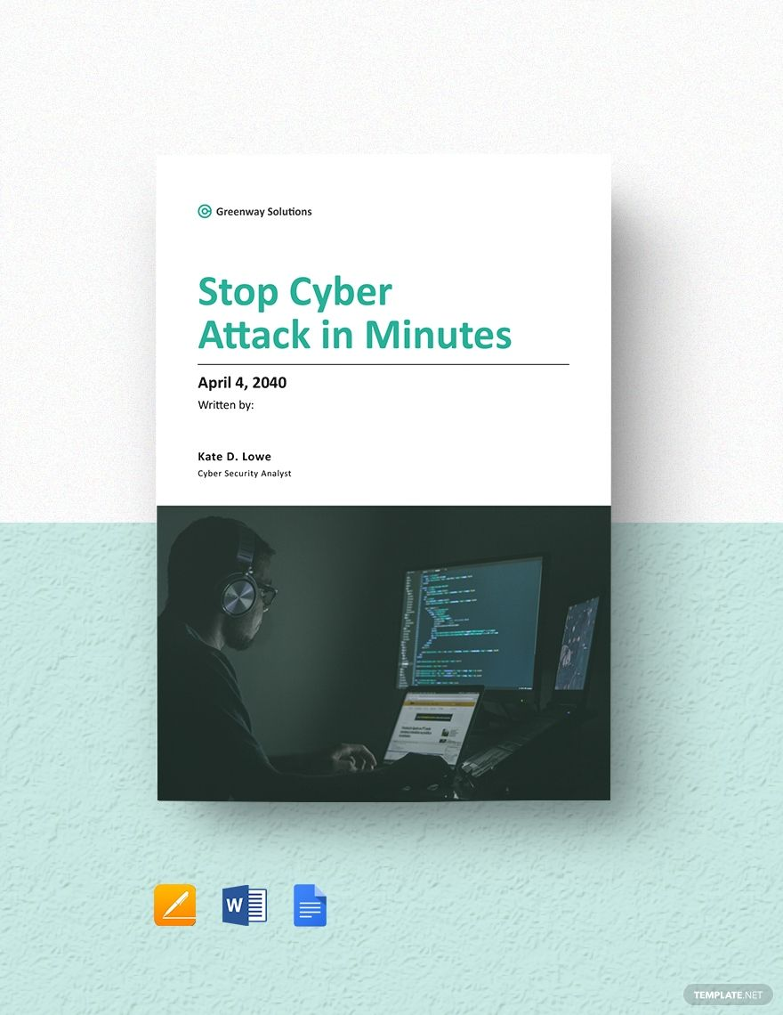 Cyber Security White Paper Template Free Google Docs Word Apple Pages Template Net Paper Template Paper Template Free Cyber Security Microsoft word templates for mac