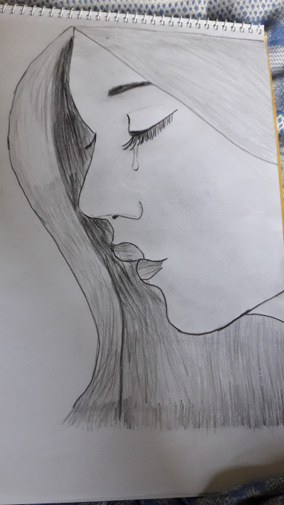 """Thats an art i drew from the channel""""farjana drawing ..."""
