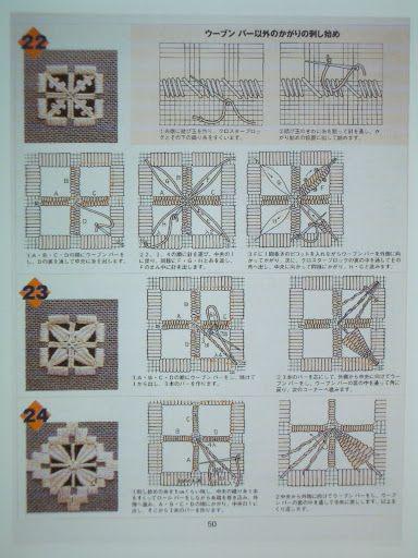 Hardanger Stickerei - Nilza Helena Santiago dos Santos - Álbuns da web do Picasa