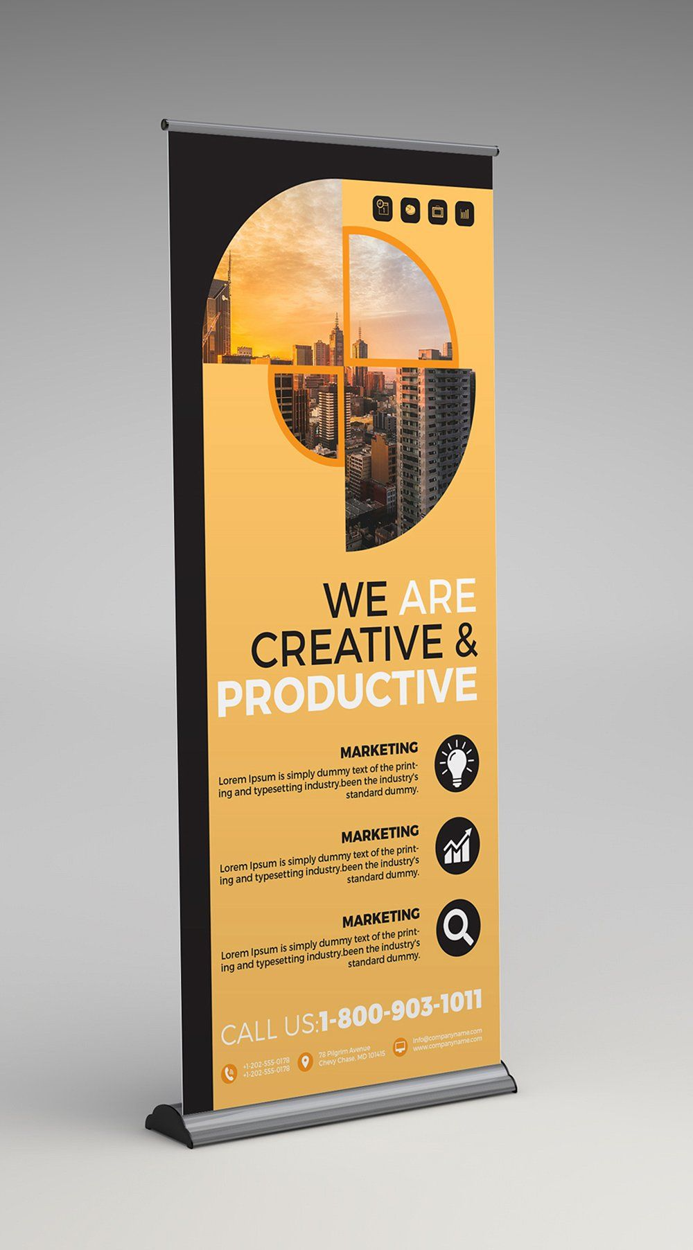 Corporate Roll Up X Banner Corporate Banner Banner Banner Design