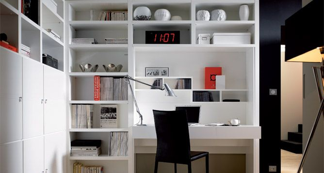 bureau biblioth que bureau pinterest bureau. Black Bedroom Furniture Sets. Home Design Ideas