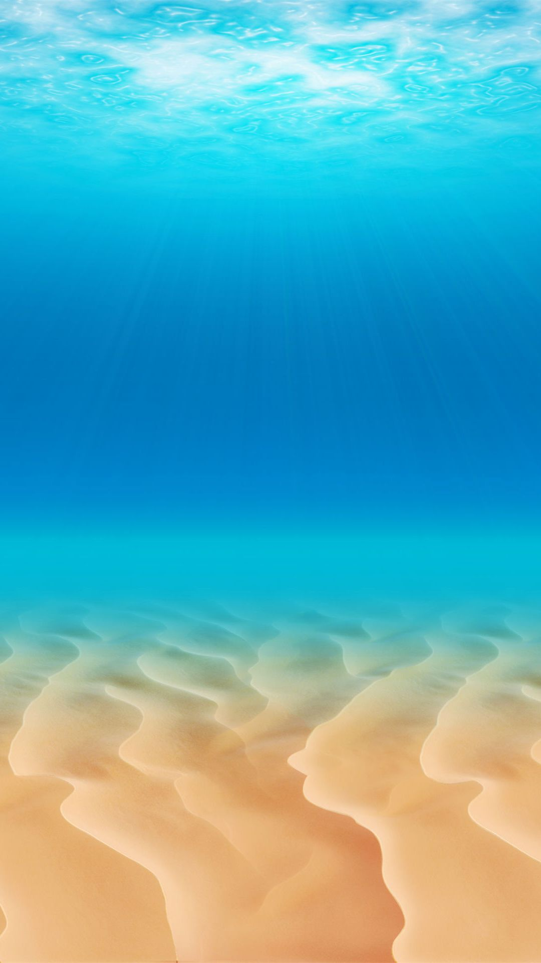 beach background iphone tap and get the free app nature shining underwater sea 10233