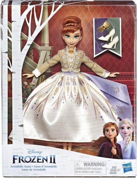 Anna Frozen 2 Deluxe Kleid Eiskönigin