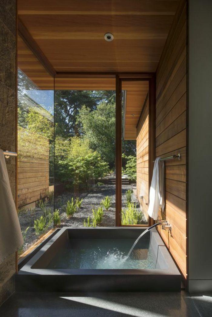 ▷ 1001 + idées pour créer une salle de bain nature Wet rooms