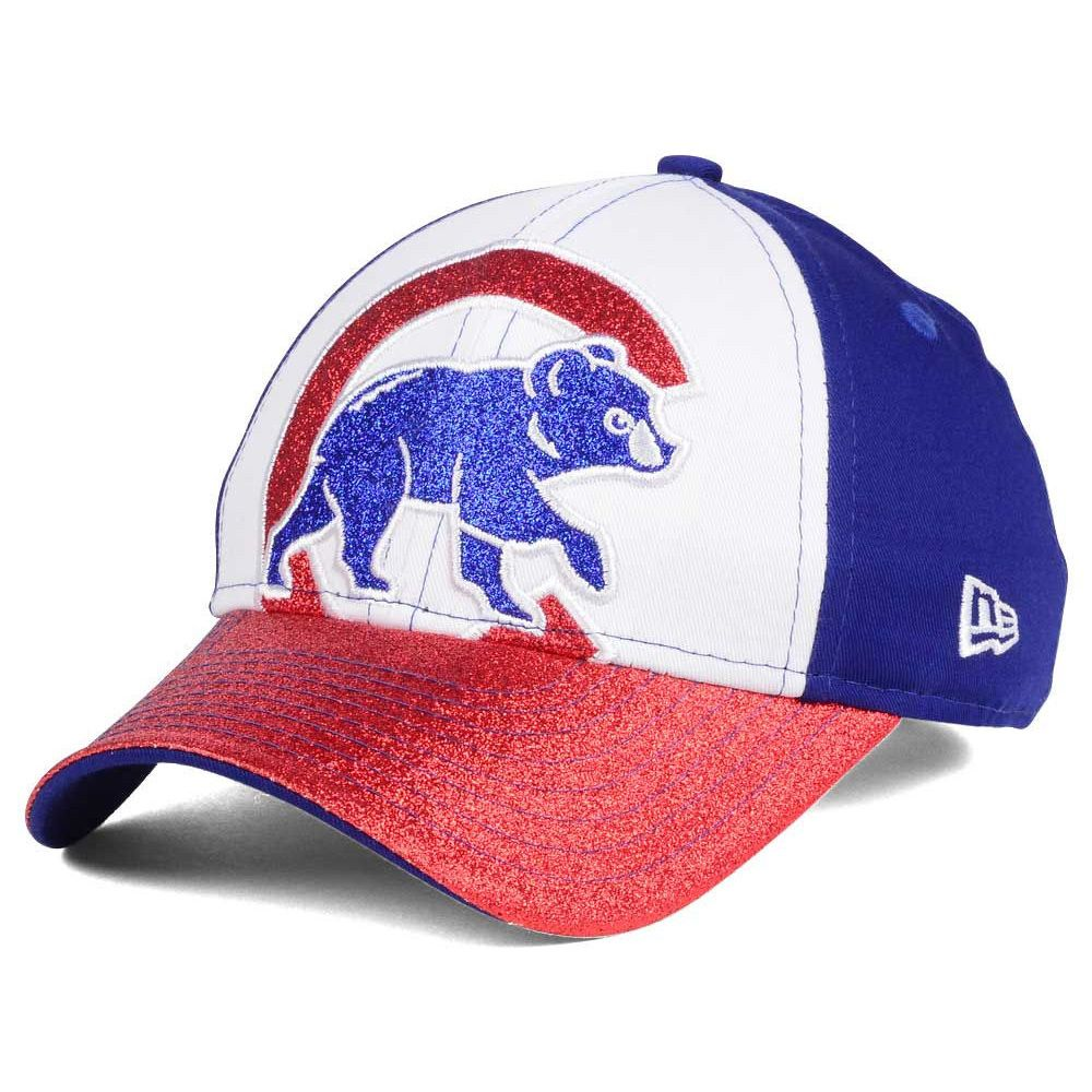 0084b9399b0 Chicago Cubs Toddler   Youth Shimmer Shine 9Forty Cap  ChicagoCubs  Cubs   MLB  FlyTheW  EverybodyIn