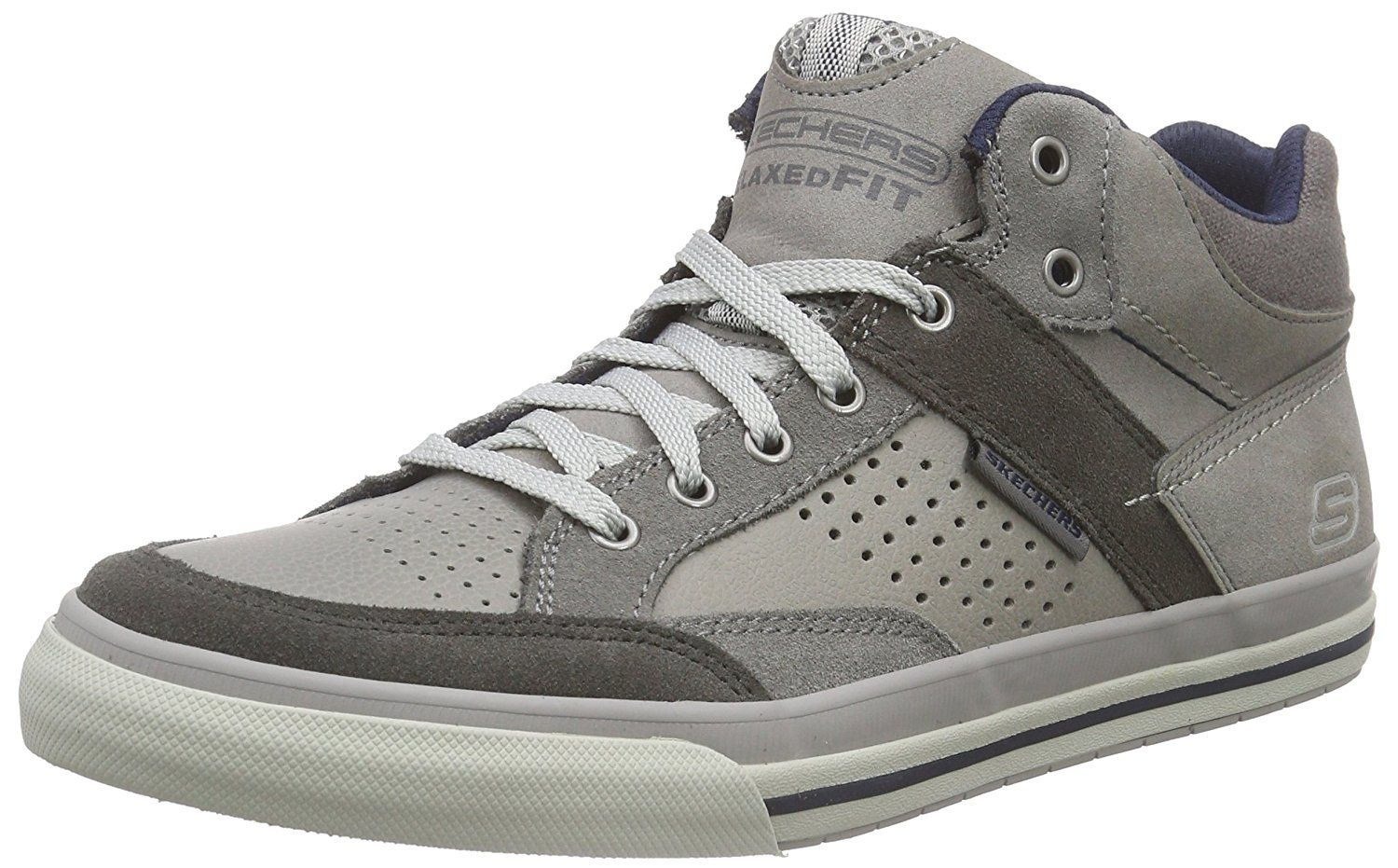 Diamondback Oduro Fit See Top Men's Skechers Sneaker Relaxed High q4vctf