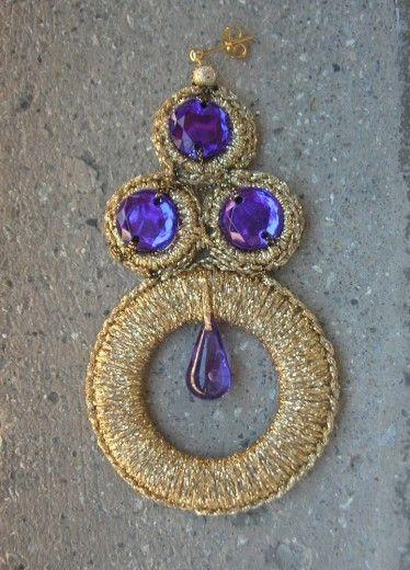 I gioielli realizzati all uncinetto Milano Repubblica