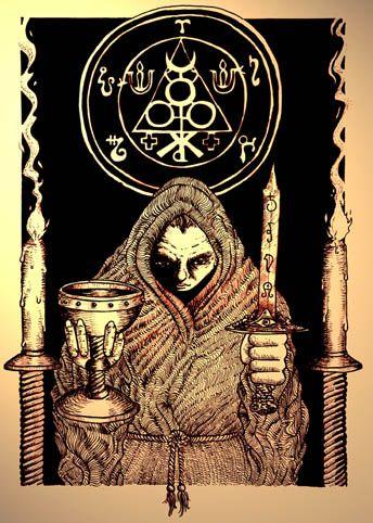 Ceremonial Magician