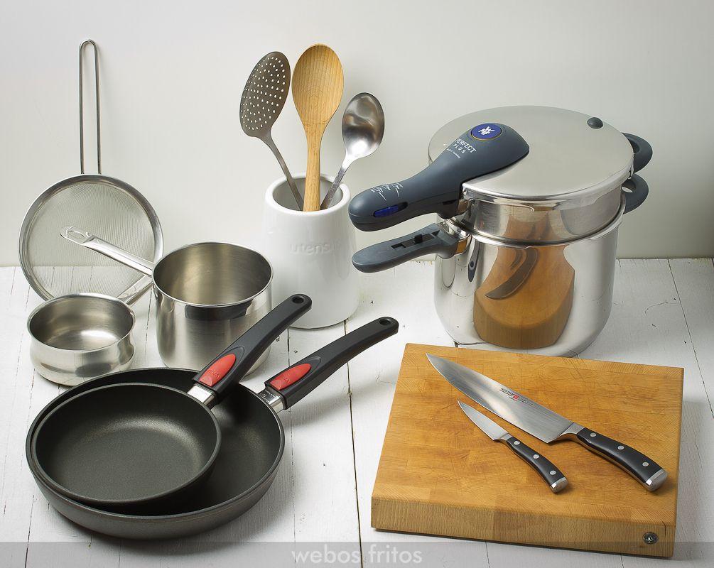 Menaje para independizarse diez utensilios b sicos trucos cocinas utensilios de cocina y - Menaje de cocina ...