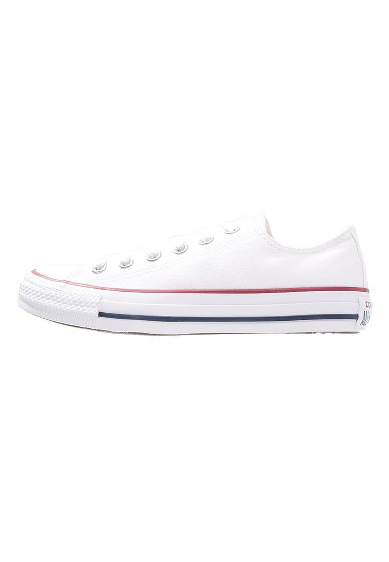 Converse CHUCK TAYLOR ALL STAR - Trainers - white - Zalando ...