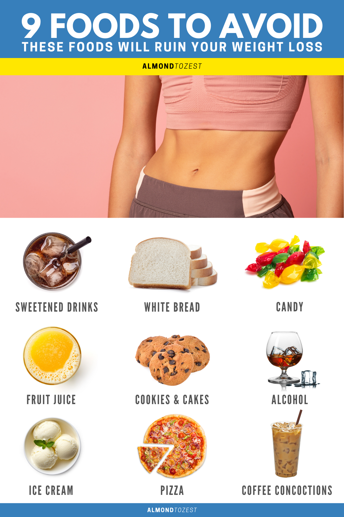 worst food to eat when dieting