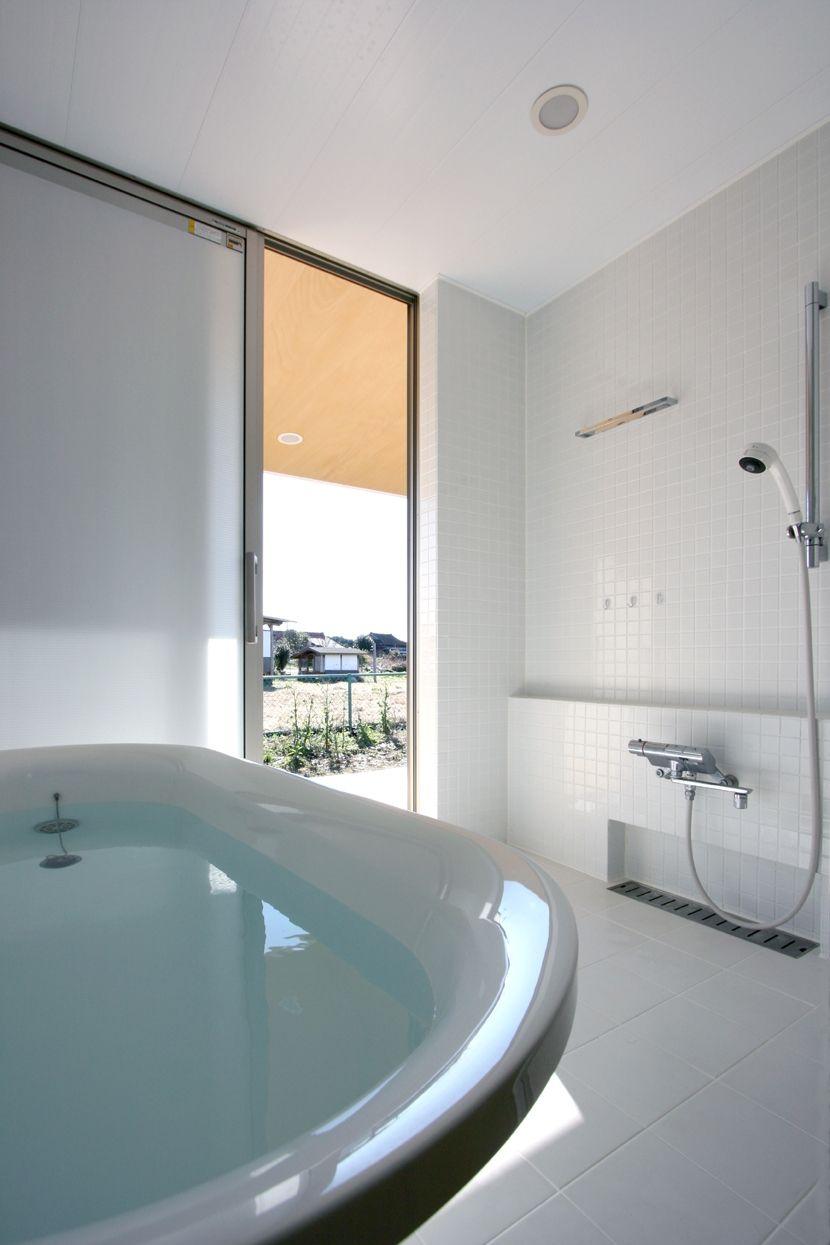 トウモロコシ畑の家 注文住宅事例 Suvaco スバコ Home Bathtub