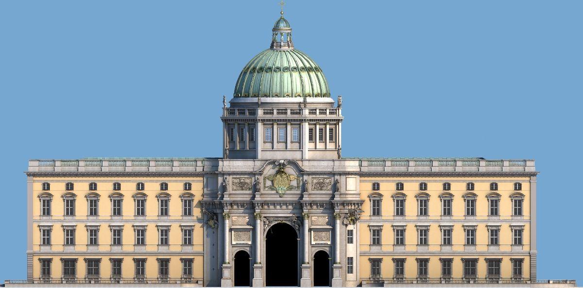 Humboldt forum berlin