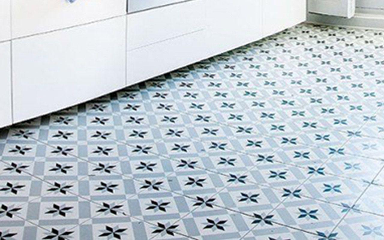 Get The Look of this kitchen floor using Granada Tile\'s Salamanca ...