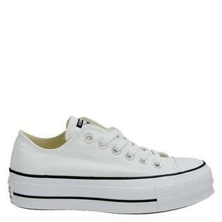 Chuck Taylor All Star Lift platform sneakers wit | Chuck ...