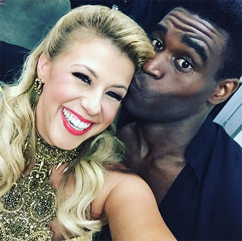 Jodie Sweetin's 'Dancing With The Stars' Partner Injured