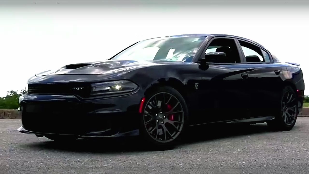 The New 2017 Dodge Charger SRT Hellcat | American Muscle ...