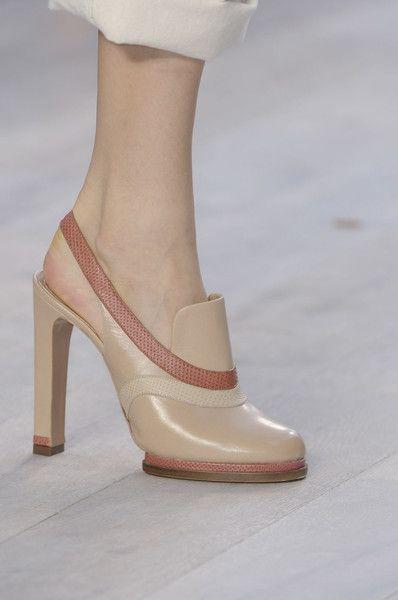 Chloé at Paris Fashion Week Spring 2012