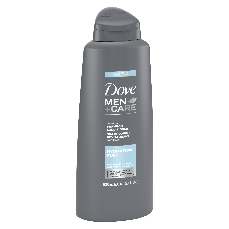 Dove Men Care Hydration Fuel 2in1 Shampoo and Conditioner