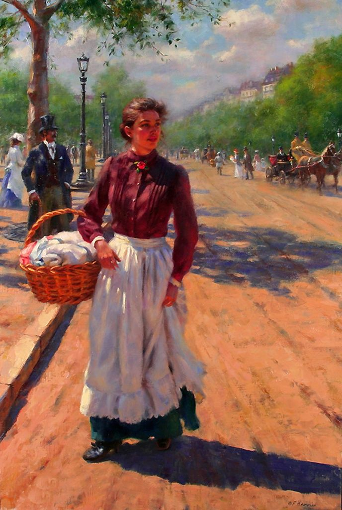 gregory frank harris art paintings