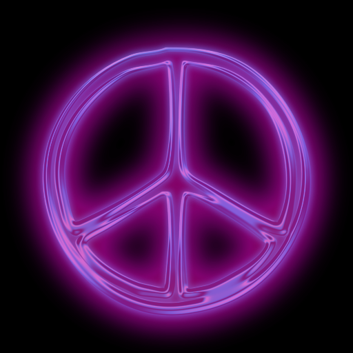 Neon Peace Signs - Bing Images | Peace sign, Hippie peace ...