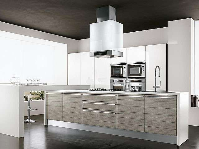Cucine Moderne Lube - Modello Fabiana | Kitchen | Pinterest | Interiors