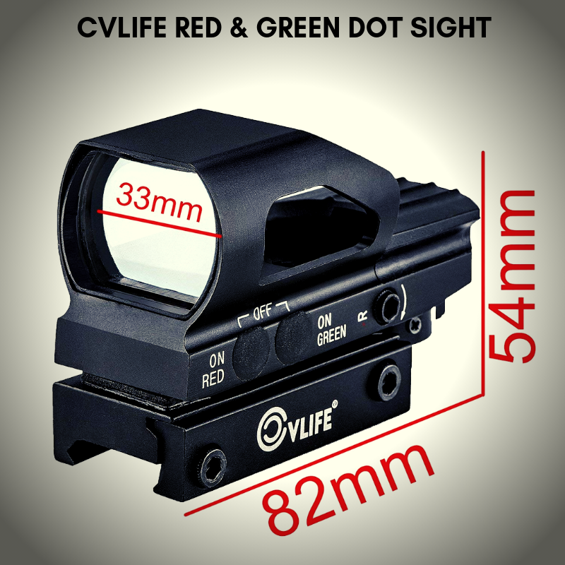 Pin On Red Dot Sight
