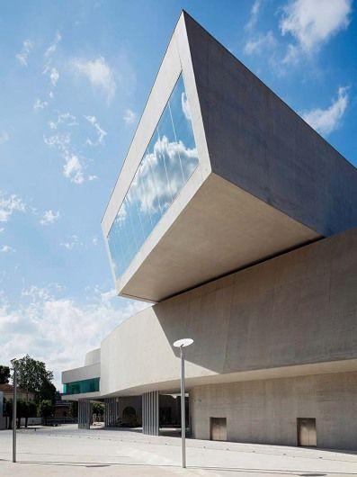 ROMA - Museo nazionale delle arti del XXI secolo