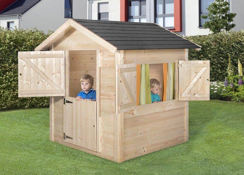 kinder holz spielhaus weka tabaluga drachenh hle in diesem kinderhaus macht spielen richtig. Black Bedroom Furniture Sets. Home Design Ideas