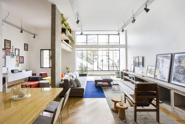 Apartamento 13 Galeria Da Arquitetura Arquitetura E Decora O  # Muebles Ribadeo