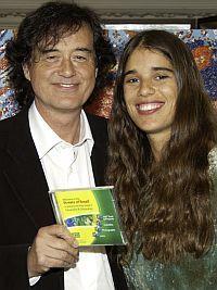 w/ Jimena Page , 2004