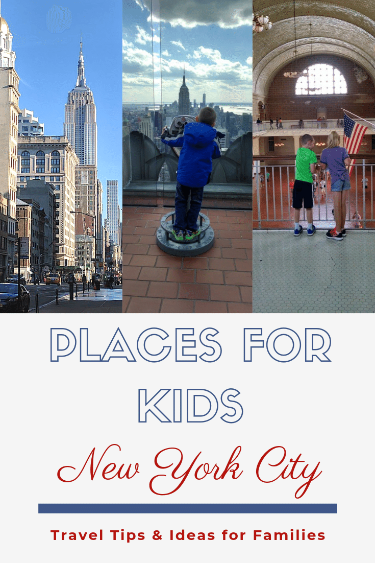 List Of {Sensory-Friendly} Tips For Taking Kids To NYC