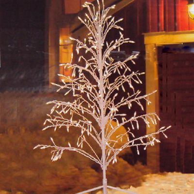 6 pre lit cascade branch trees american sales outdoor lighted christmas decorations pre lit cascade branch trees american sale aloadofball Gallery