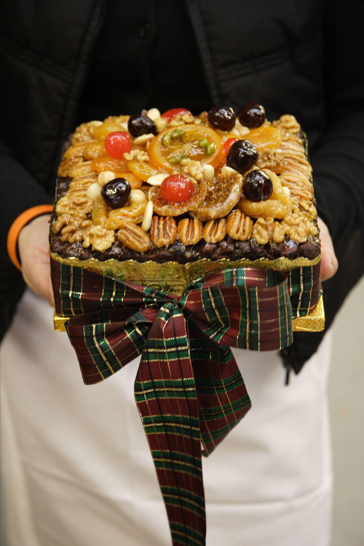 The Christmas Cake Unique Celebration Fruit Cakes www