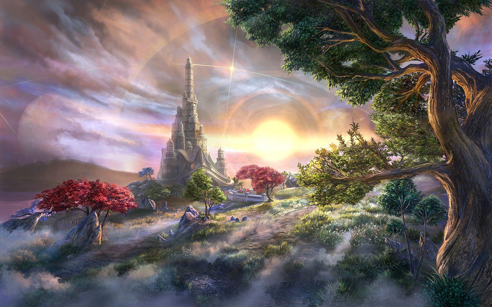 Artaeum Elder scrolls online, Elder scrolls, Fantasy artwork