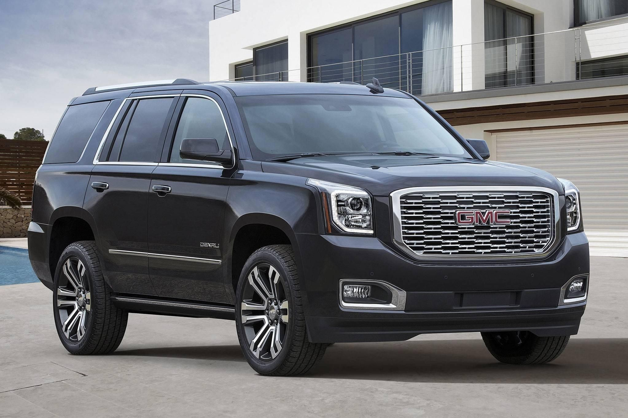 2019 Gmc Envoy Redesign Car 2018 2019 Within 2019 Gmc Envoy Exterior And Interior Review Gmc Yukon Denali Yukon Denali 2018 Gmc Yukon